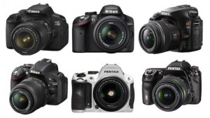 DSLR camera  (Photo source: gizmag.com)