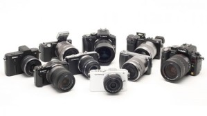 Mirrorless Cameras (Photo Source: news.softpedia.com)