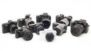 Mirrorless Cameras (Photo Source: news.softpedia.com)