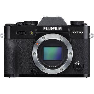Fuji X-T10 - Front